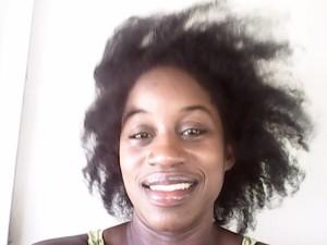 natural hair wash day no products
