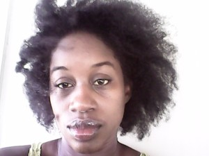 natural hair wash day without products