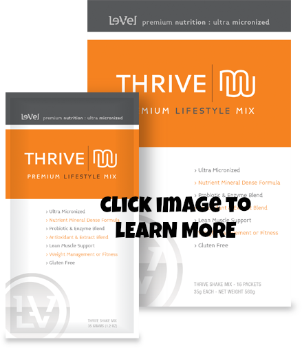 Thrive Premium Lifestyle Shake Mix