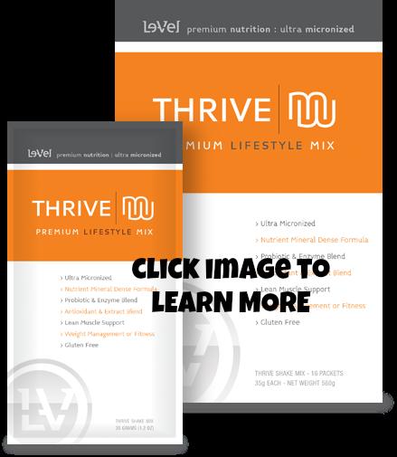 Thrive Premium Lifestyle Shake Mix
