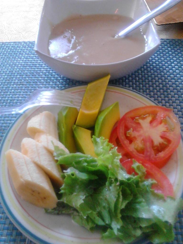 wheat free breakfast