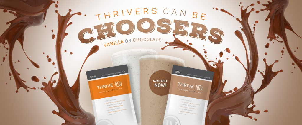 Thrive gulten-free Premium Lifestyle Shake Mix